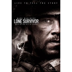 Lone Survivor Poster Art