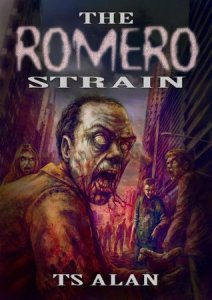 Cover of The Romero Strain
