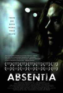 absentia movie poster (the good one)