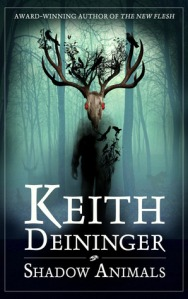 Cover for Shadow Animals by Keith Deininger
