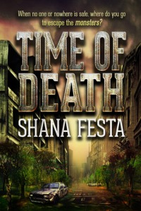 Cover of Time of Death by Shana Festa