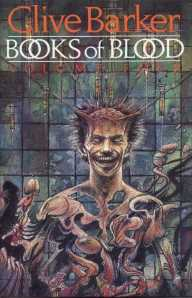 Cover of Books of Blood - Volume 4
