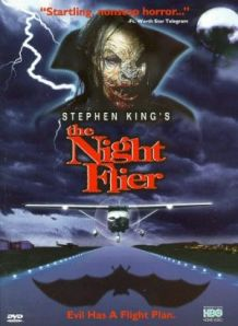 The Night Flier Poster Art