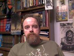 Author Tim Curran