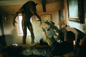 A werewolf from Dog Soldiers
