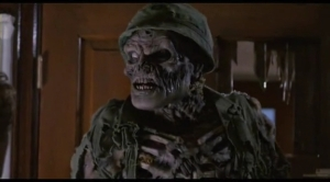 Soldier zombie from House