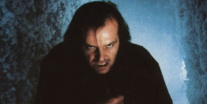 Picture of Jack Nicholson as Jack Torrance