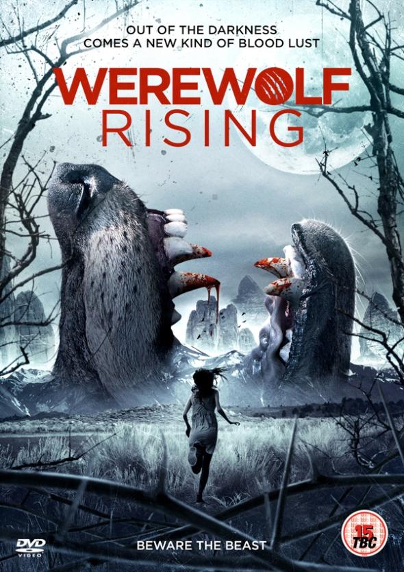 Werewolf Rising poster art