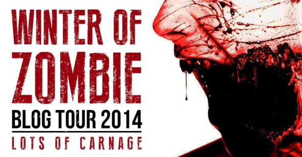 Promo art for Winter of Zombie 2014