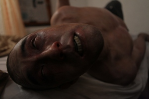 Scene from The Afflicted