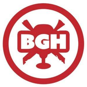 Logo for Bloody Good Horror