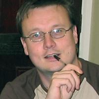 Author Gary Fry