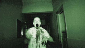Ghostly Creature from Grave Encounters
