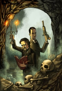 Poe & Phillips by Jaime Collado