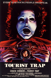 Poster art for Tourist Trap