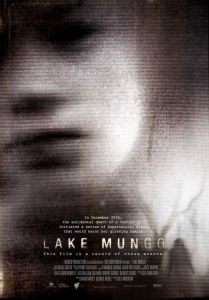 Lake Mungo Poster Art
