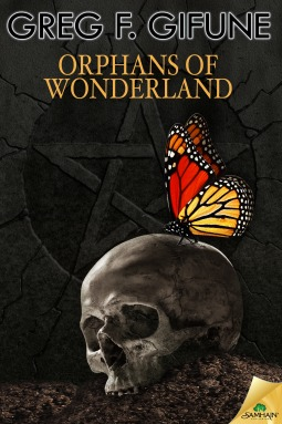 Cover art for Orphans of Wonderland