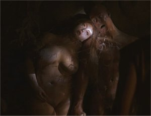 Scene from Jeepers Creepers